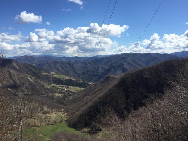 italiainpiega-pieghe meravigliose-itinerari moto centro italia-passo del muraglione-passo della braccina