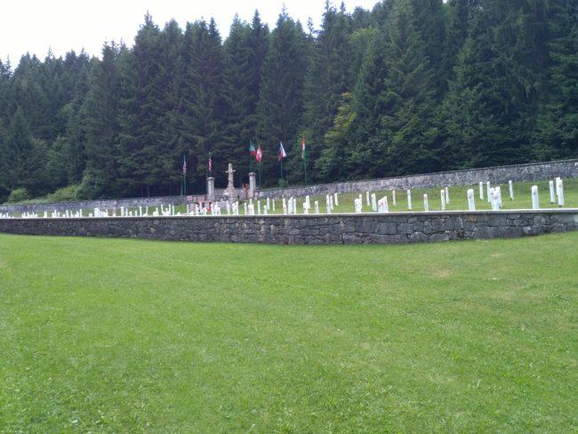 italiainpiega-evento-la grande guerra 2018-cimitero italo austriaco cesuna