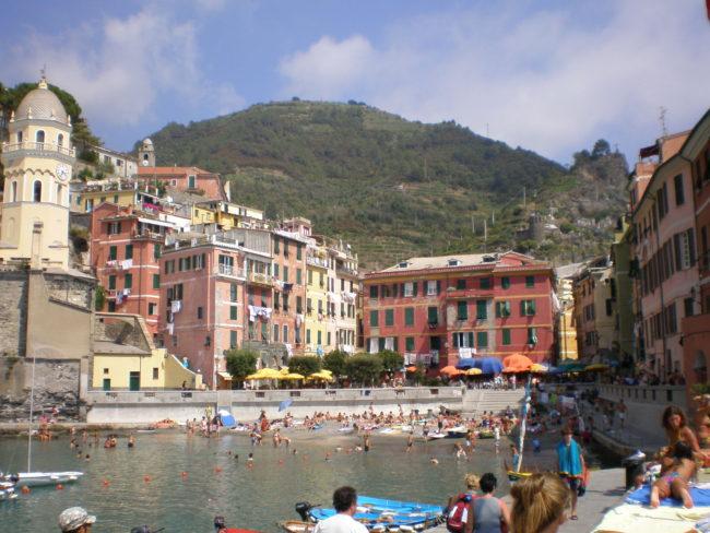 italiainpiega-pieghe meravigliose-itinerari moto nord italia-le cinque terre-vernazza 2
