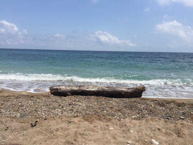 italiainpiega-pieghe meravigliose-itinerari moto centro italia-argentario-spiaggia l'acqua dolce