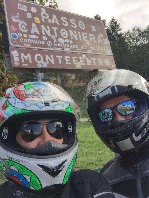 italiainpiega-pieghe meravigliose-itinerari  moto centro italia-tempio del valadier-passo cantoniera