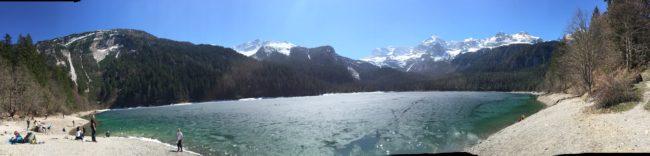 italiainpiega-pieghe meravigliose-itinerari moto nord italia-val di non-lago di tovel 5