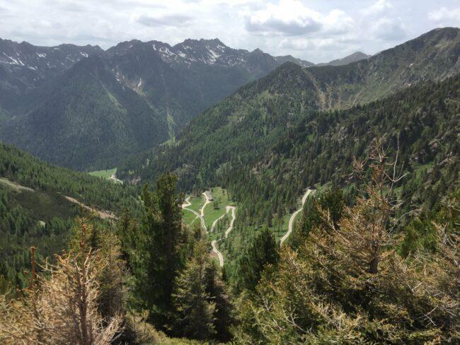 italiainpiega-pieghe meravigliose-itinerari moto nord italia-passo manghen