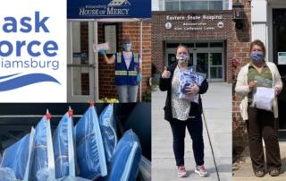 Mask Force has delivered over 1300 masks