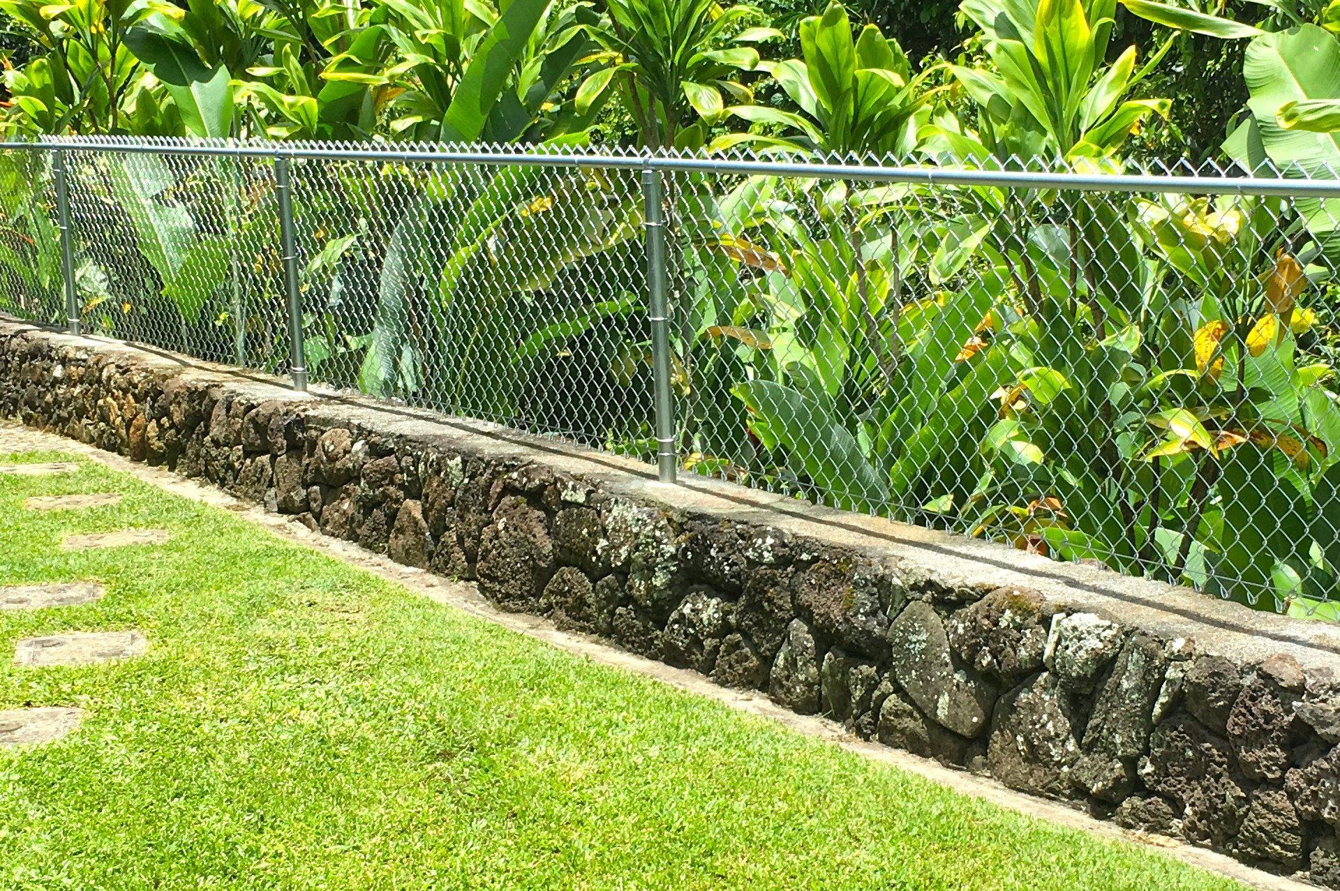 """""""Mike was easy to work with and helped us choose a fence that fit within our budget and taste."""""""