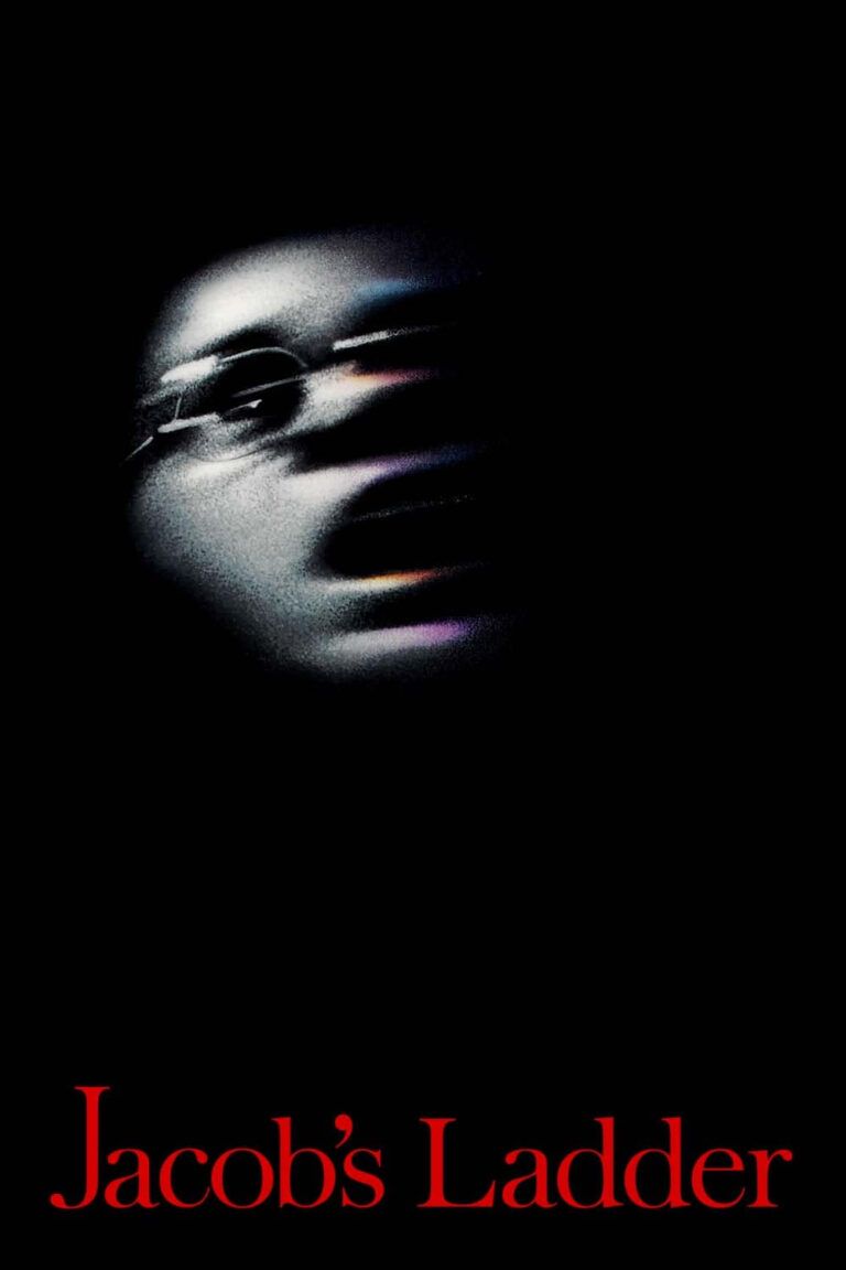 """Poster for the movie """"Jacob's Ladder"""""""