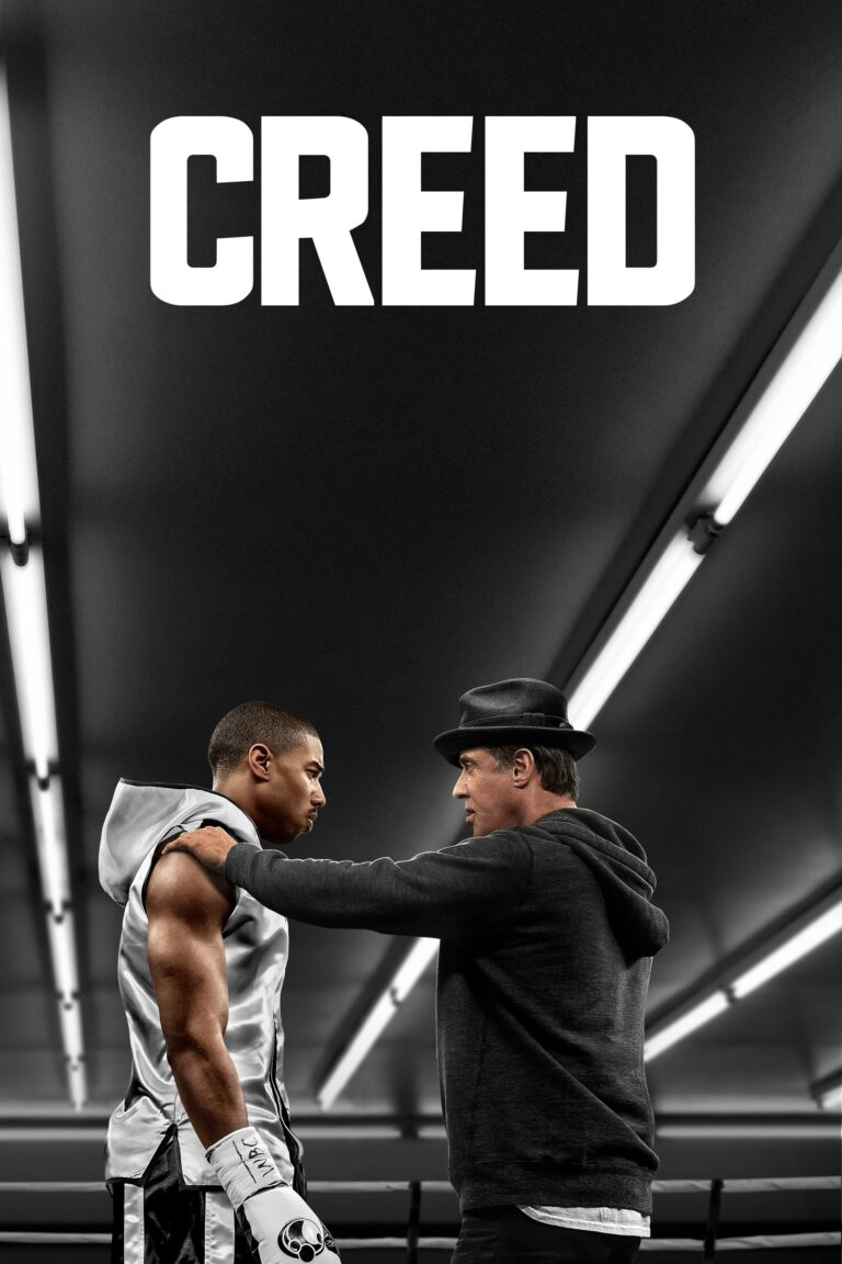 """Poster for the movie """"Creed"""""""
