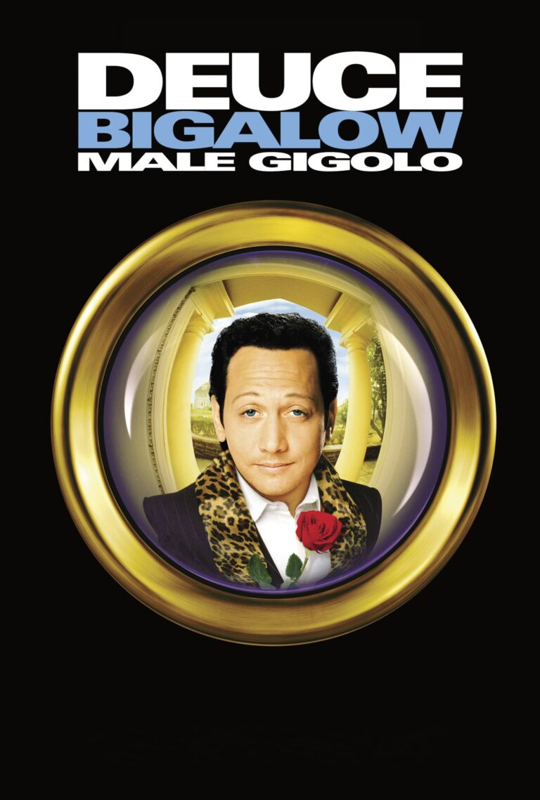 """Poster for the movie """"Deuce Bigalow: Male Gigolo"""""""