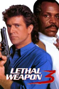"""Poster for the movie """"Lethal Weapon 3"""""""