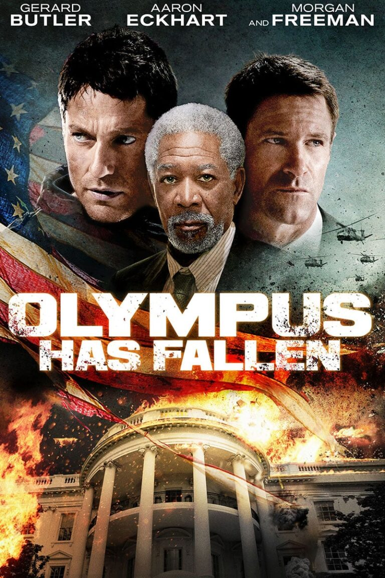 """Poster for the movie """"Olympus Has Fallen"""""""