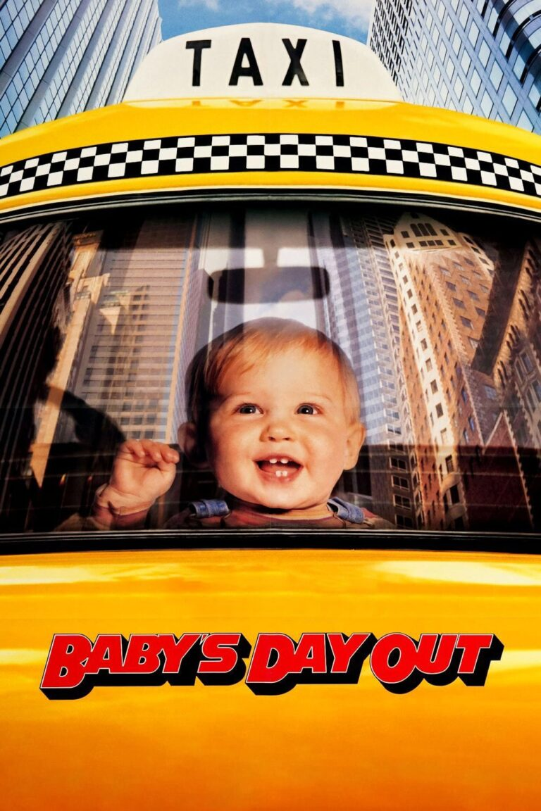 """Poster for the movie """"Baby's Day Out"""""""