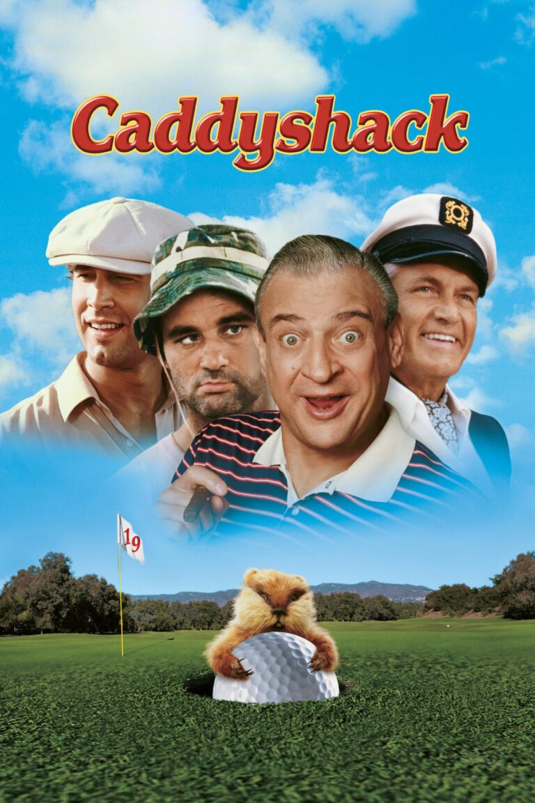 """Poster for the movie """"Caddyshack"""""""