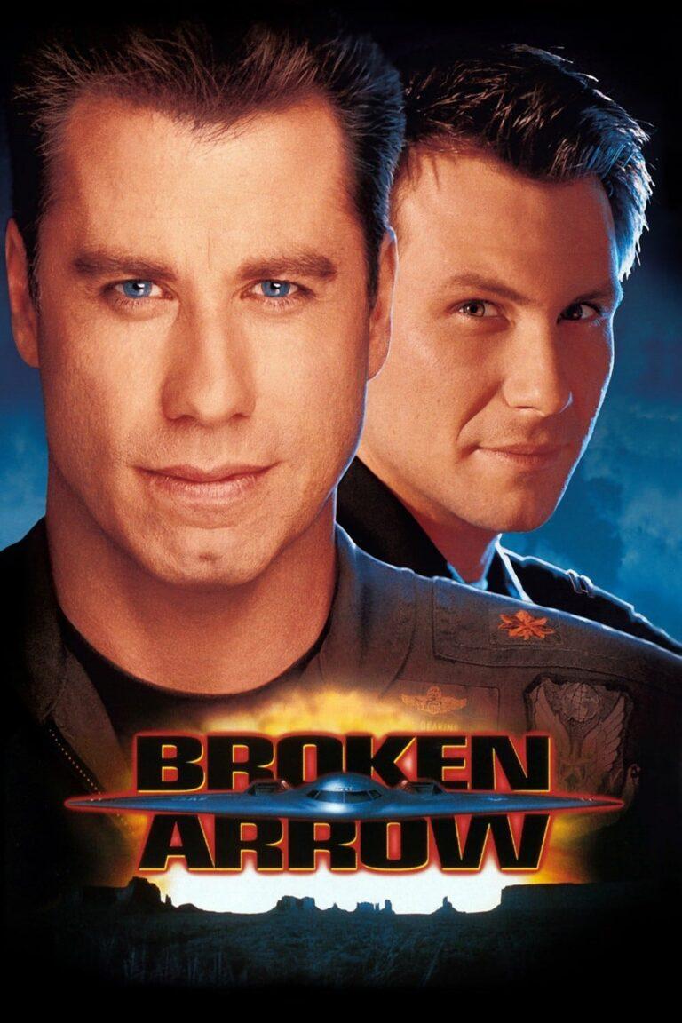 "Poster for the movie ""Broken Arrow"""