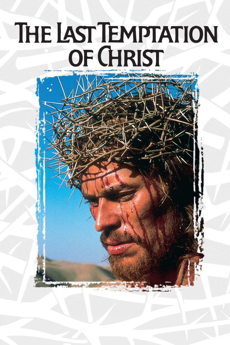 """Poster for the movie """"The Last Temptation of Christ"""""""