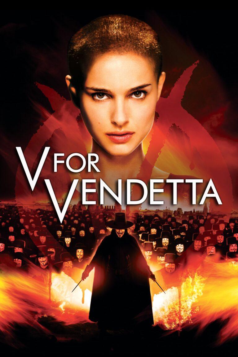 """Poster for the movie """"V for Vendetta"""""""