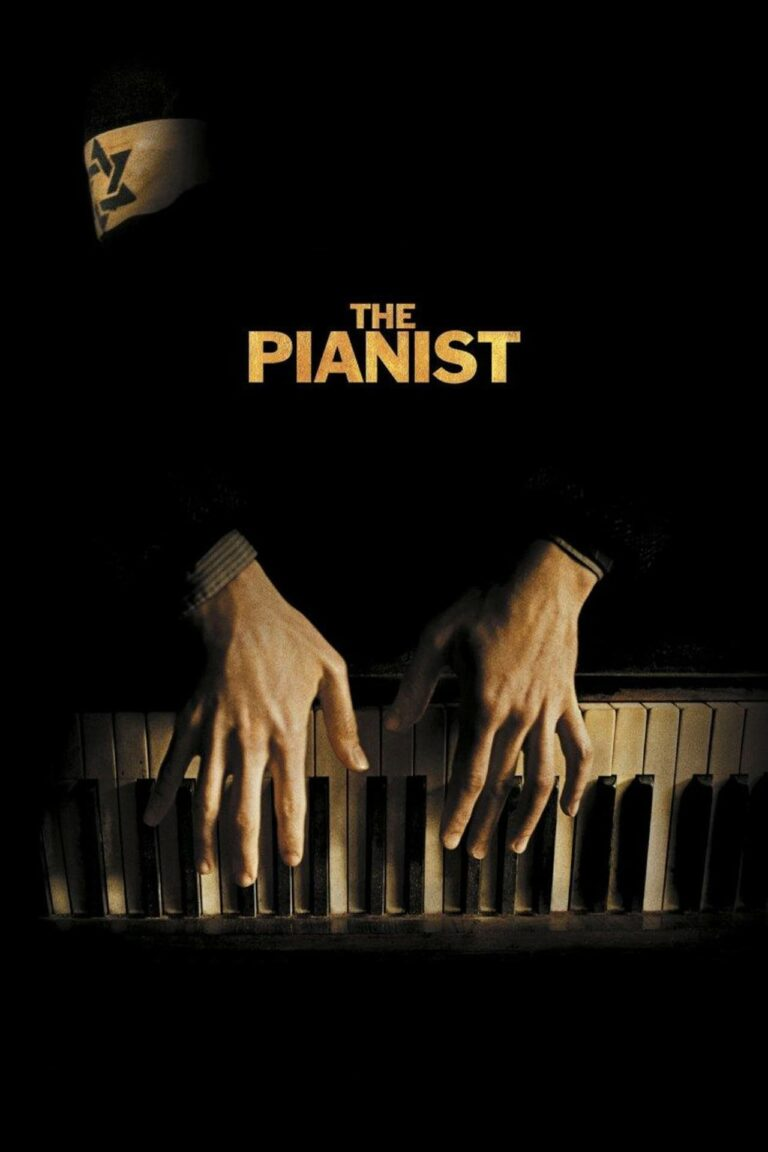 """Poster for the movie """"The Pianist"""""""