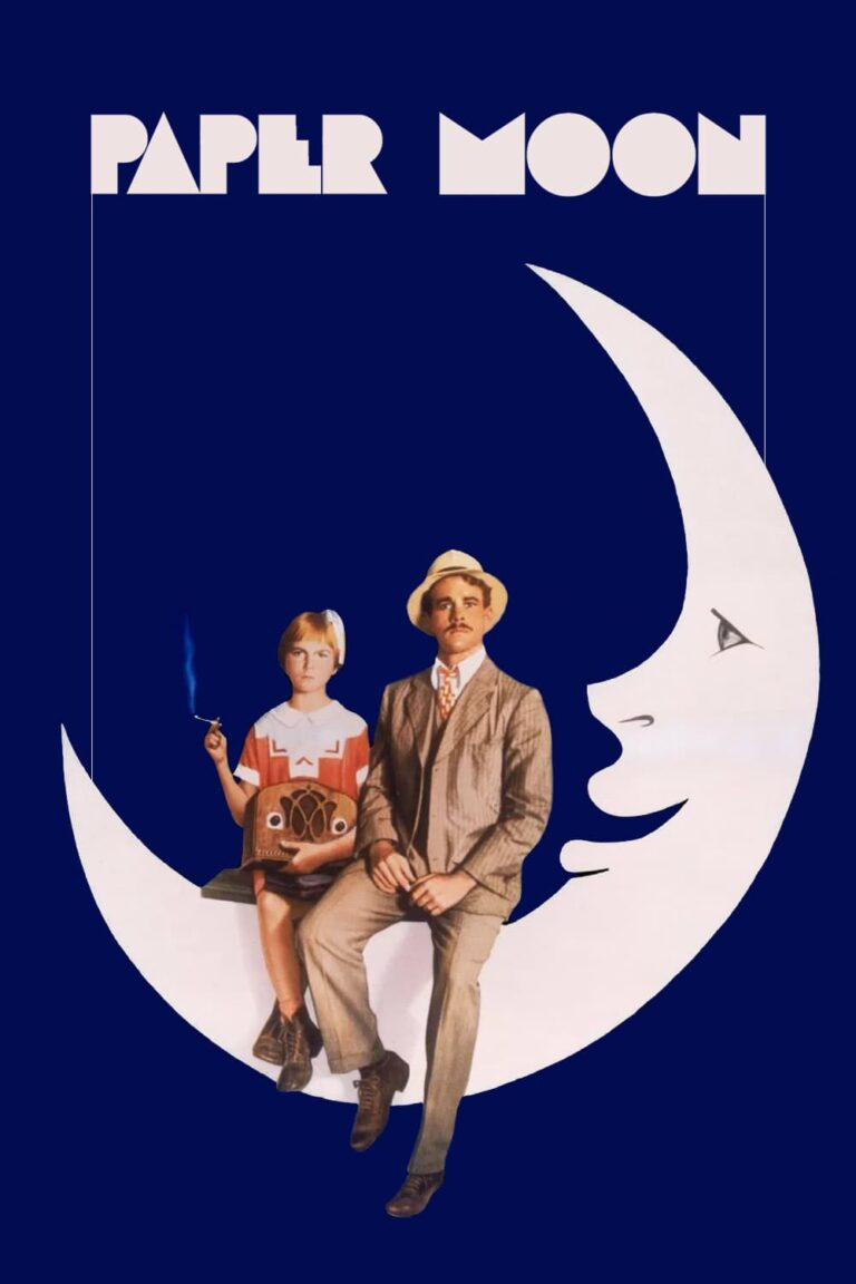 """Poster for the movie """"Paper Moon"""""""