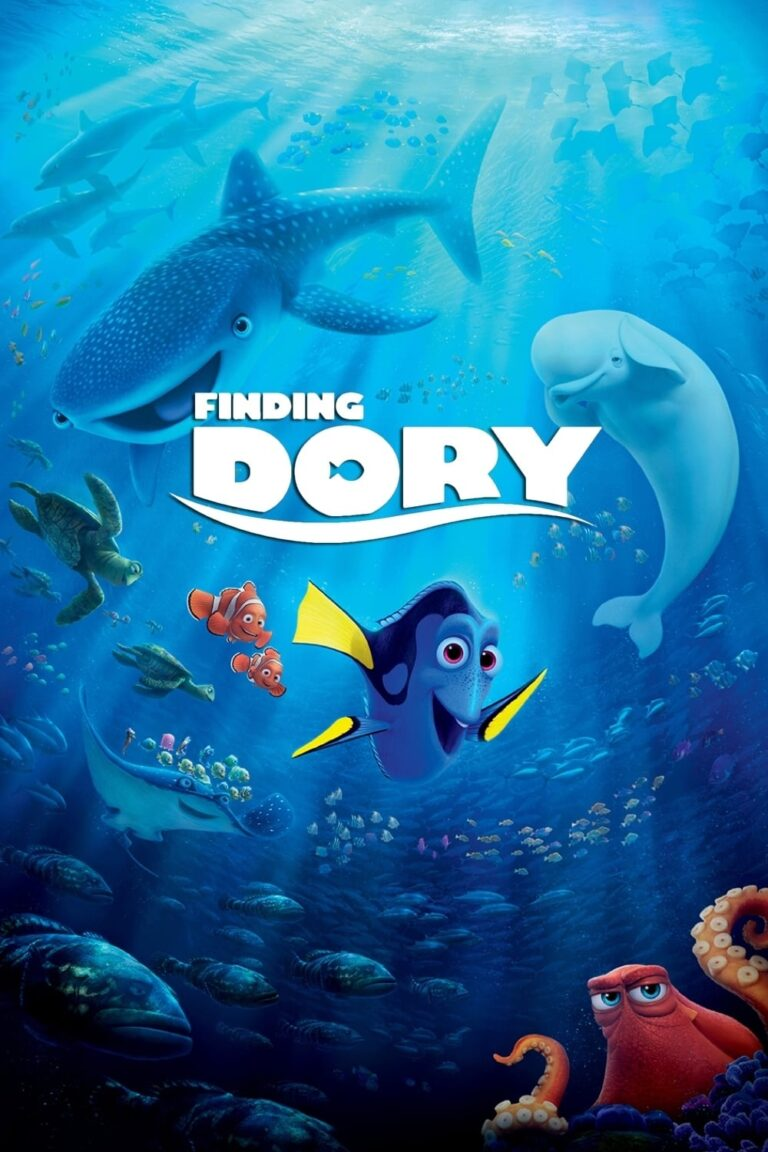 """Poster for the movie """"Finding Dory"""""""