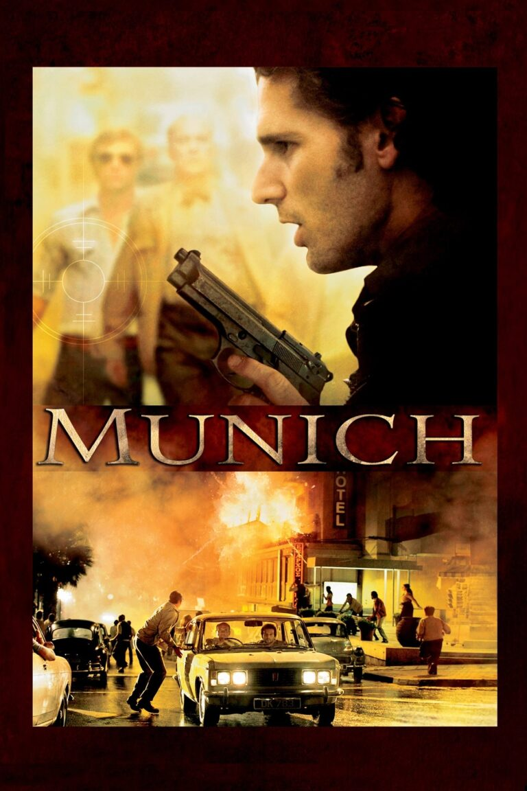 """Poster for the movie """"Munich"""""""