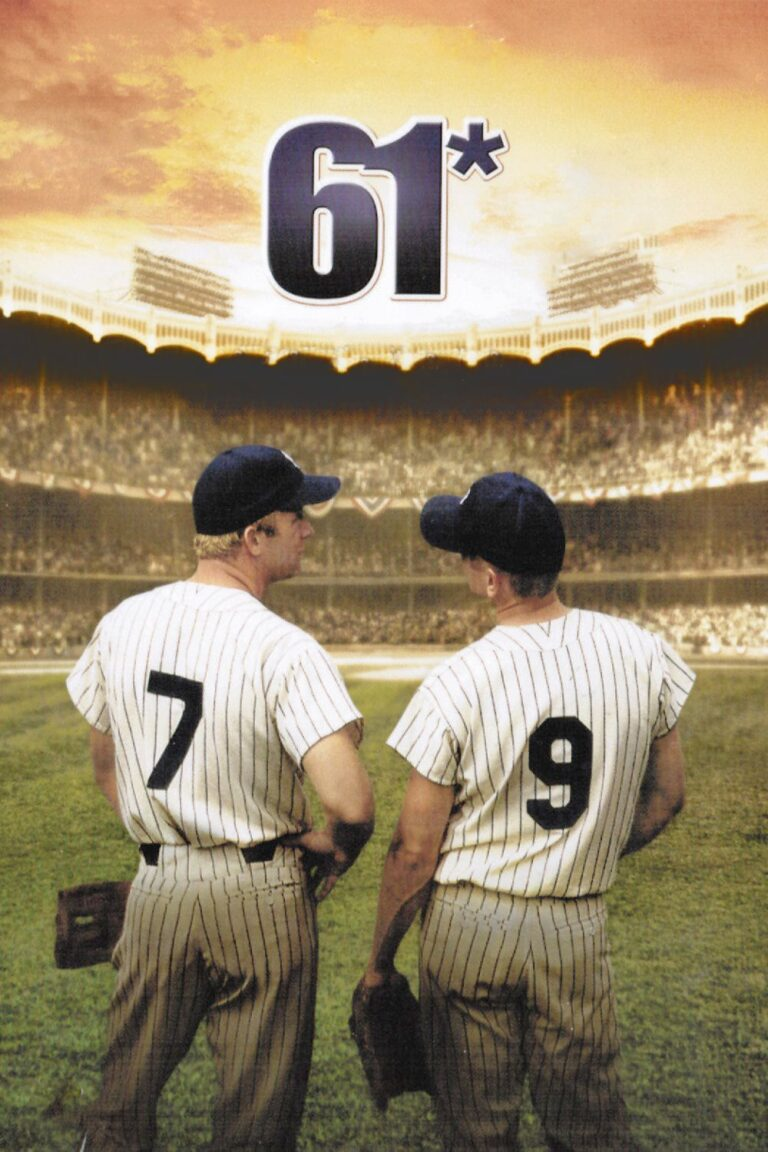 """Poster for the movie """"61*"""""""