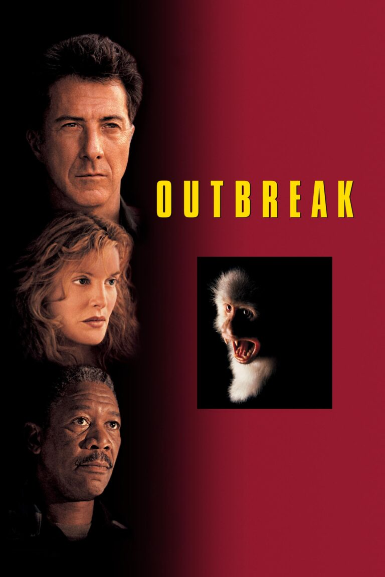 """Poster for the movie """"Outbreak"""""""