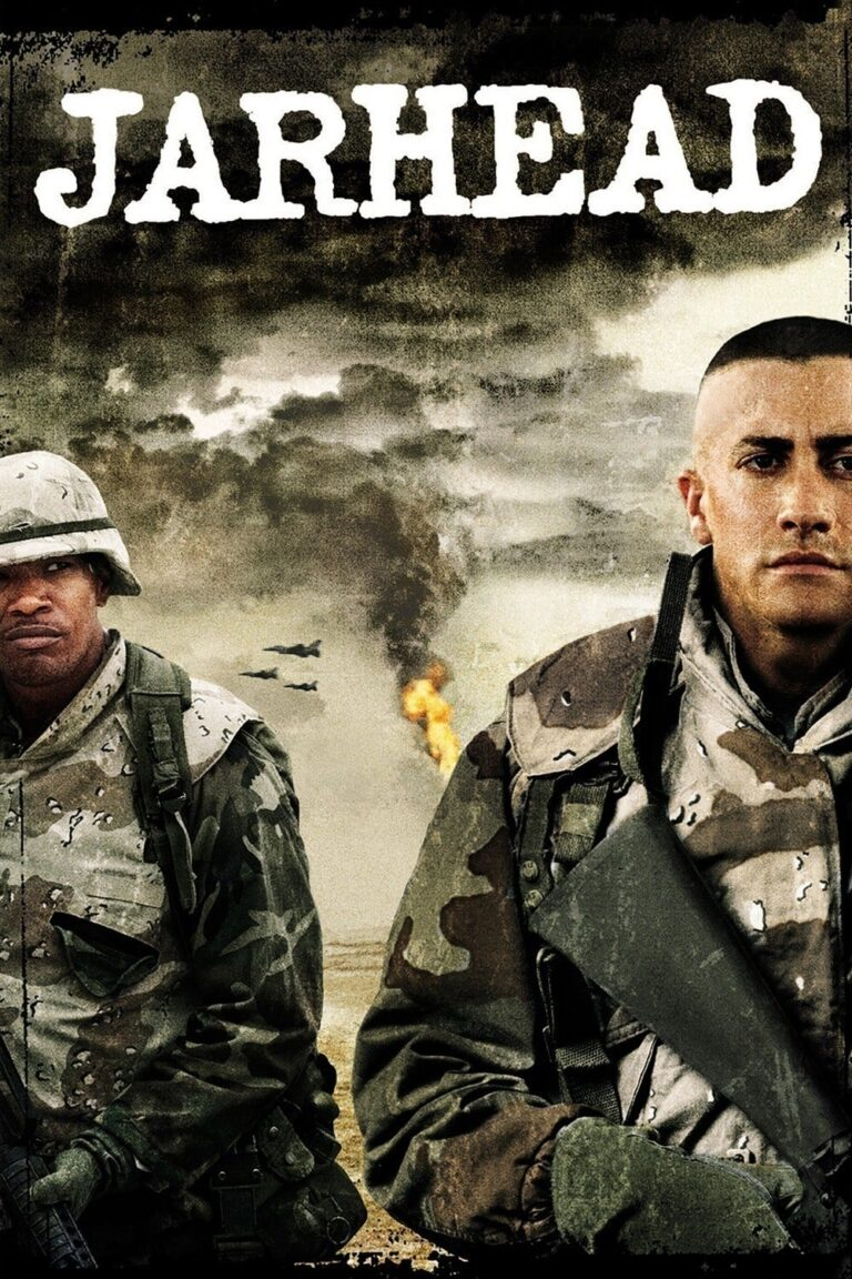 """Poster for the movie """"Jarhead"""""""