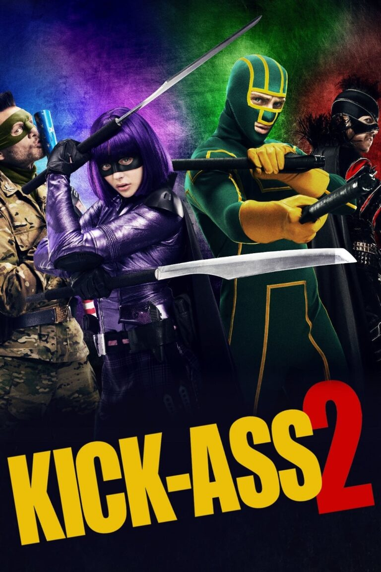 """Poster for the movie """"Kick-Ass 2"""""""