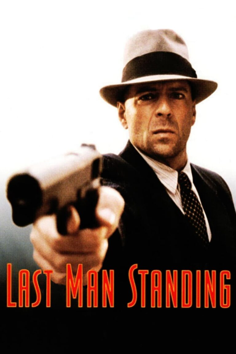 """Poster for the movie """"Last Man Standing"""""""