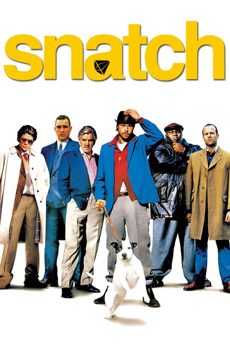 """Poster for the movie """"Snatch"""""""