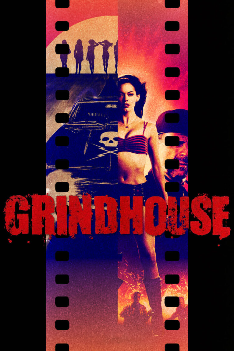 """Poster for the movie """"Grindhouse"""""""
