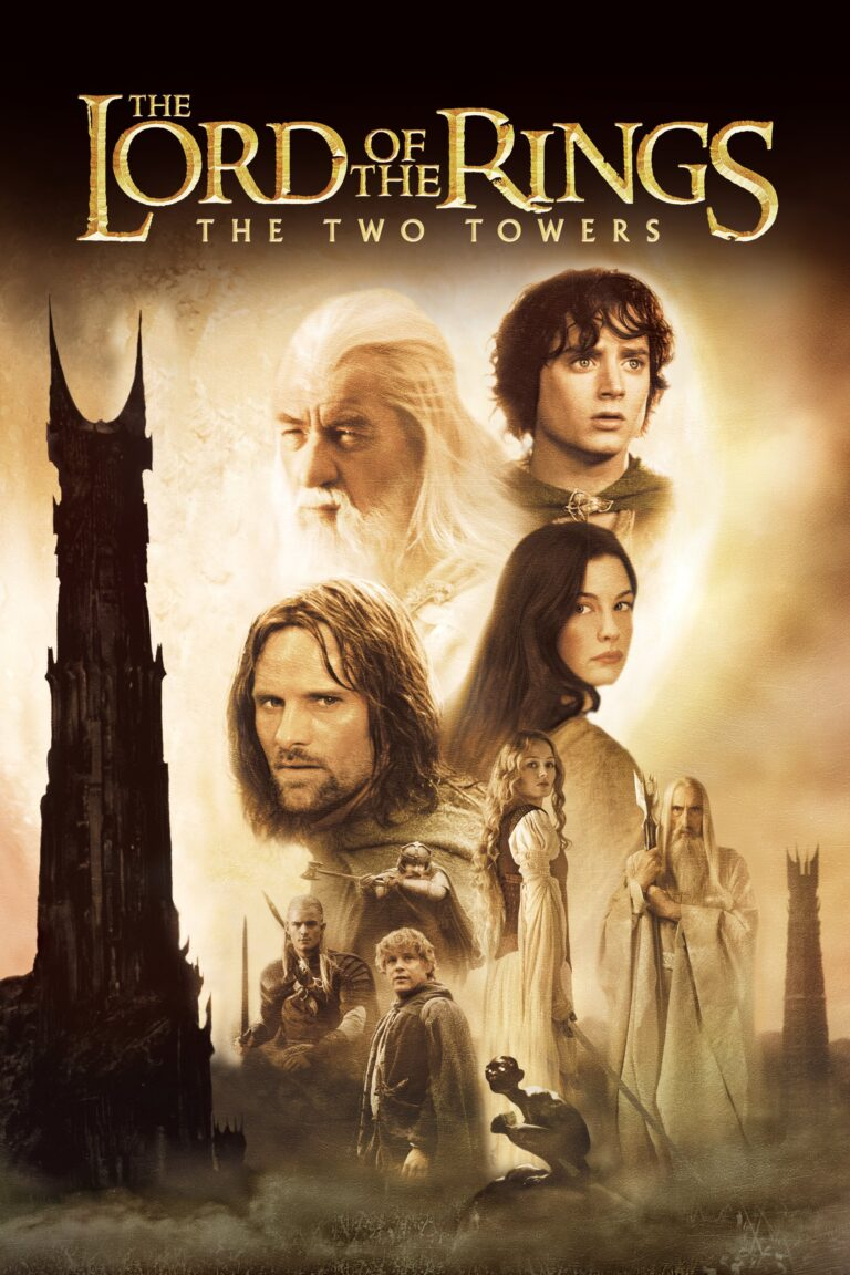 """Poster for the movie """"The Lord of the Rings: The Two Towers"""""""