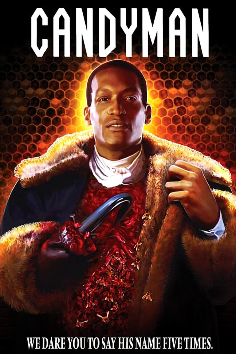 "Poster for the movie ""Candyman"""
