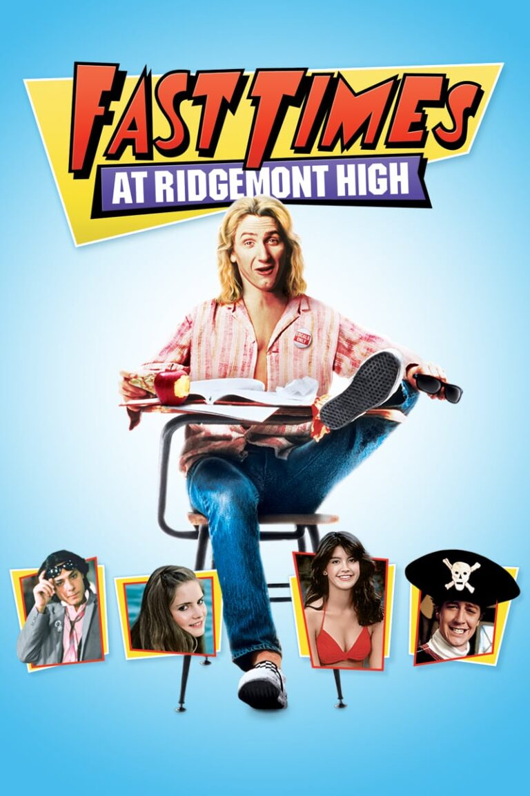 """Poster for the movie """"Fast Times at Ridgemont High"""""""