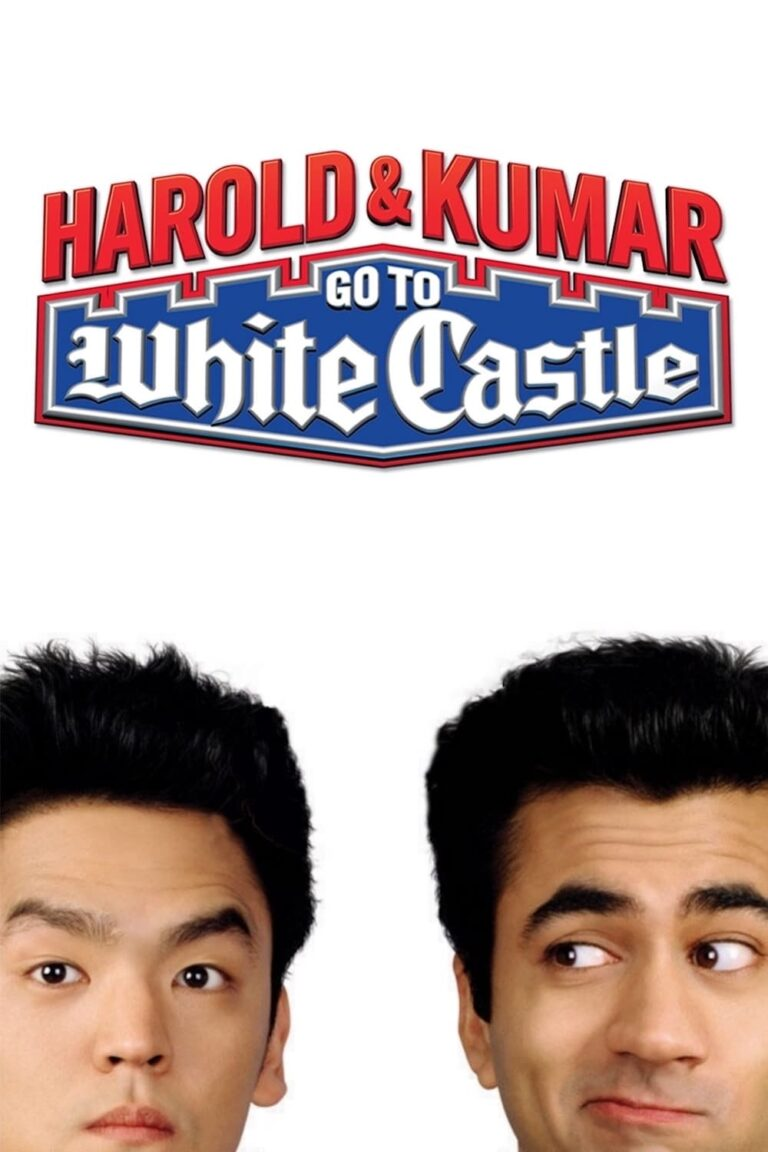 "Poster for the movie ""Harold & Kumar Go to White Castle"""