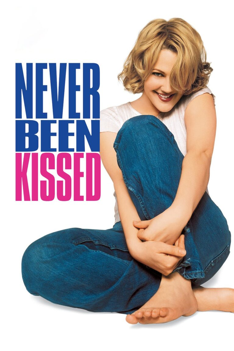 """Poster for the movie """"Never Been Kissed"""""""