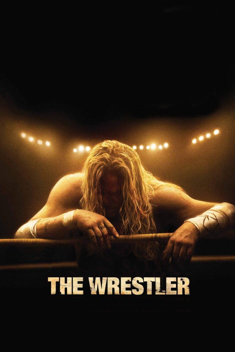 "Poster for the movie ""The Wrestler"""