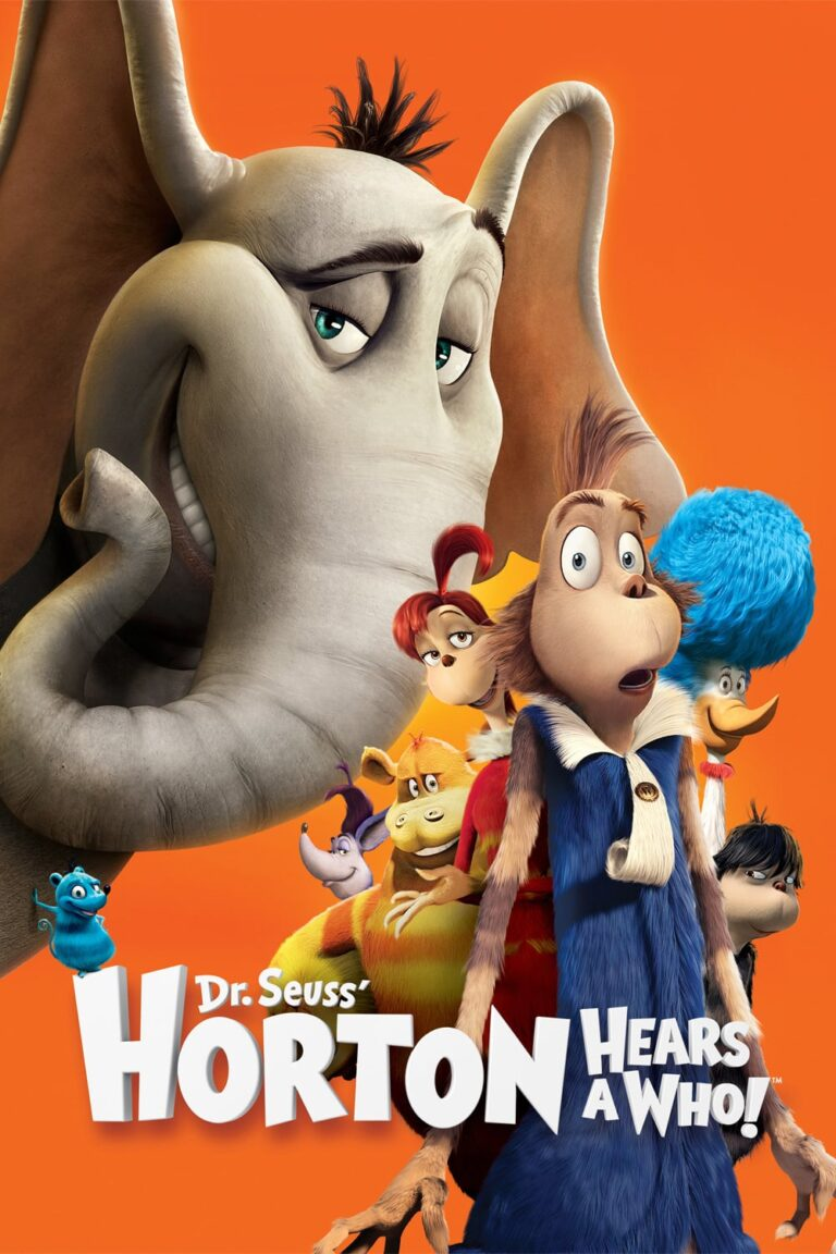 """Poster for the movie """"Horton Hears a Who!"""""""