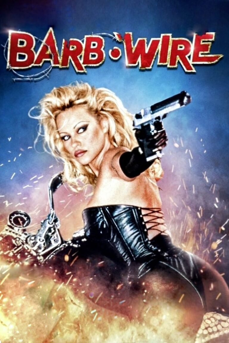 """Poster for the movie """"Barb Wire"""""""