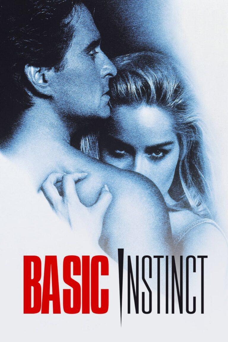"""Poster for the movie """"Basic Instinct"""""""