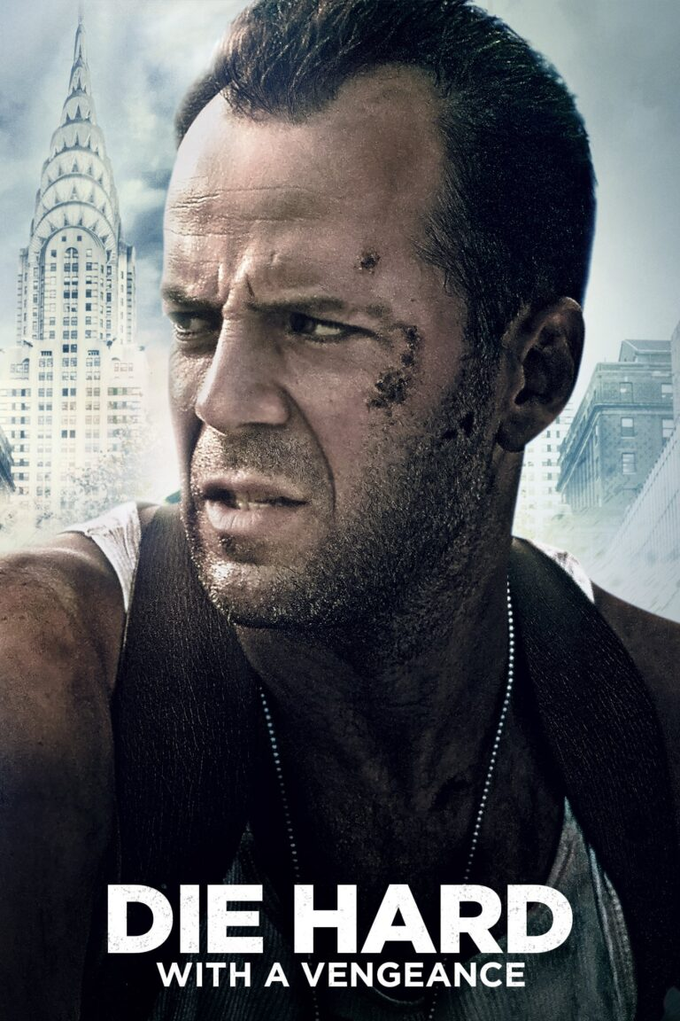 """Poster for the movie """"Die Hard: With a Vengeance"""""""