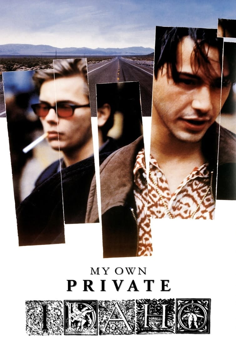 """Poster for the movie """"My Own Private Idaho"""""""