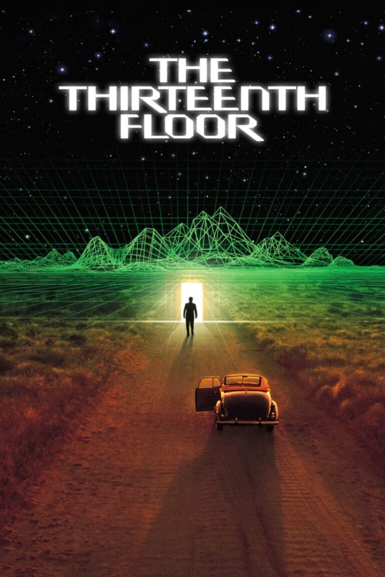 """Poster for the movie """"The Thirteenth Floor"""""""