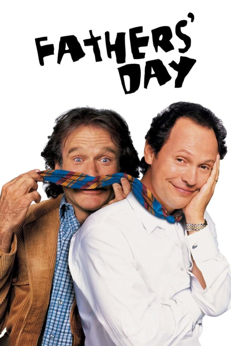 """Poster for the movie """"Fathers' Day"""""""
