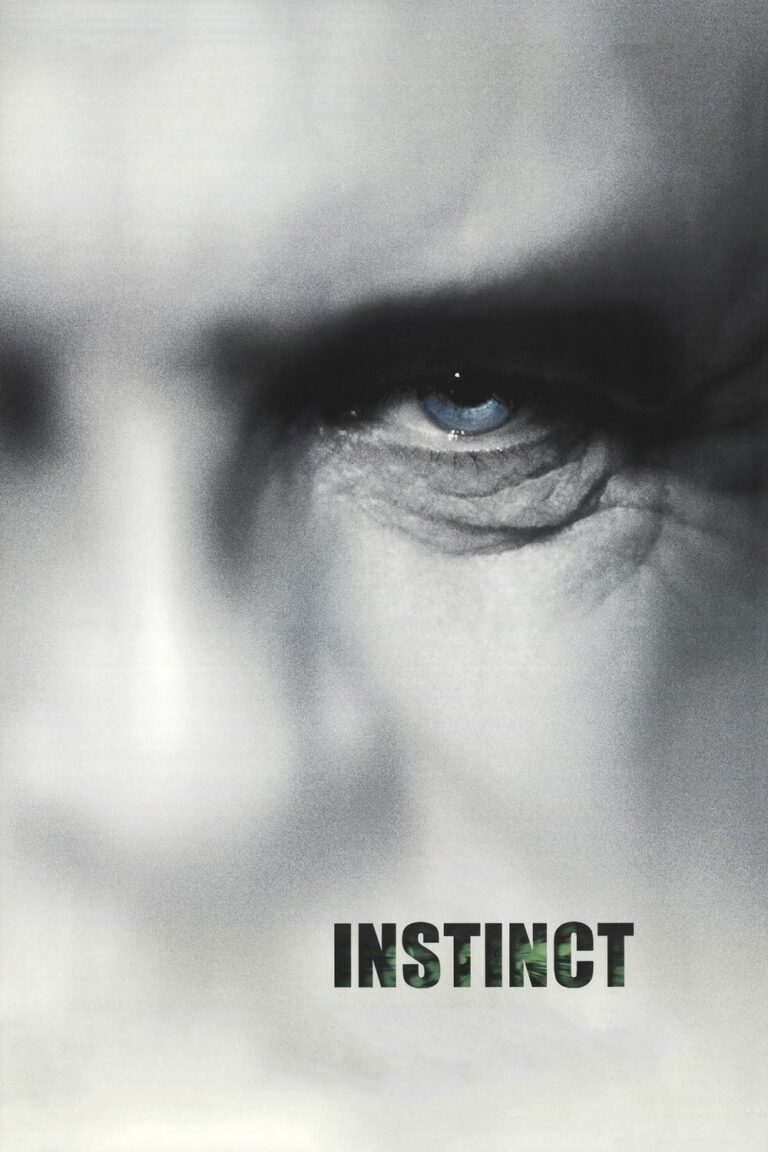 """Poster for the movie """"Instinct"""""""