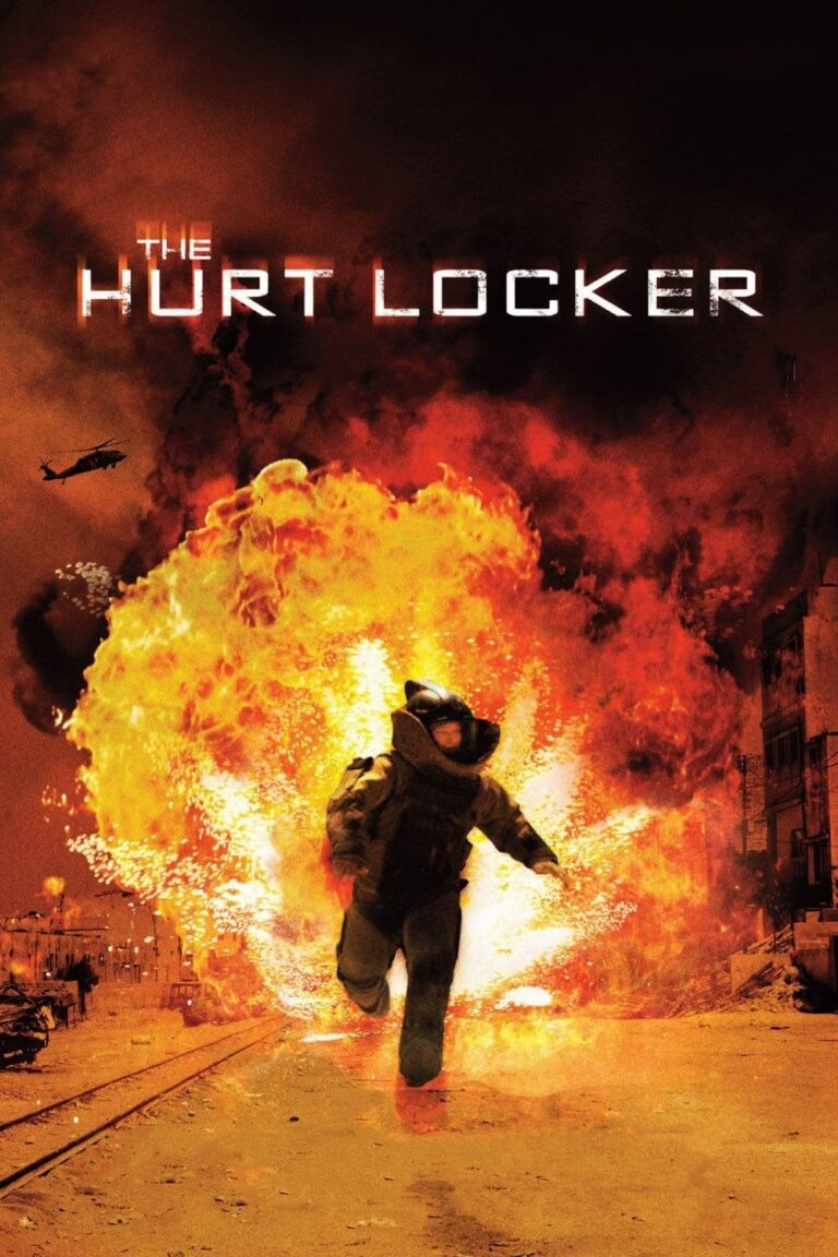 """Poster for the movie """"The Hurt Locker"""""""