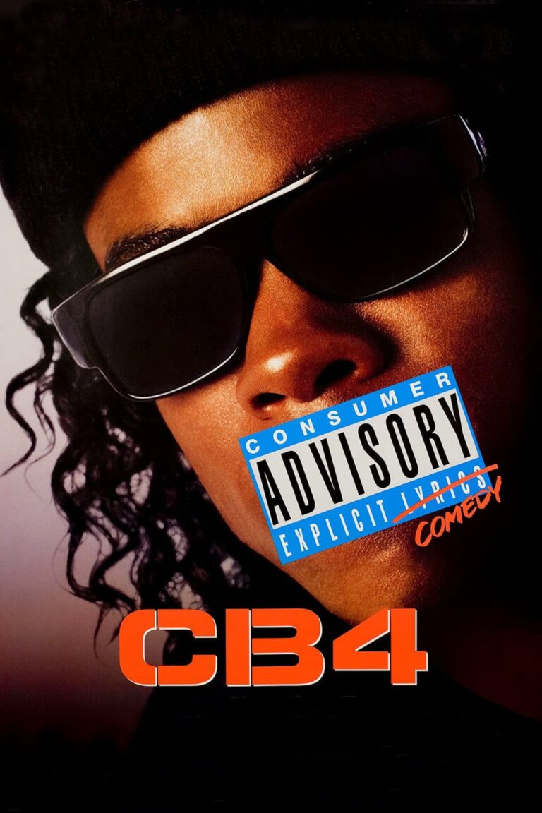 """Poster for the movie """"CB4"""""""