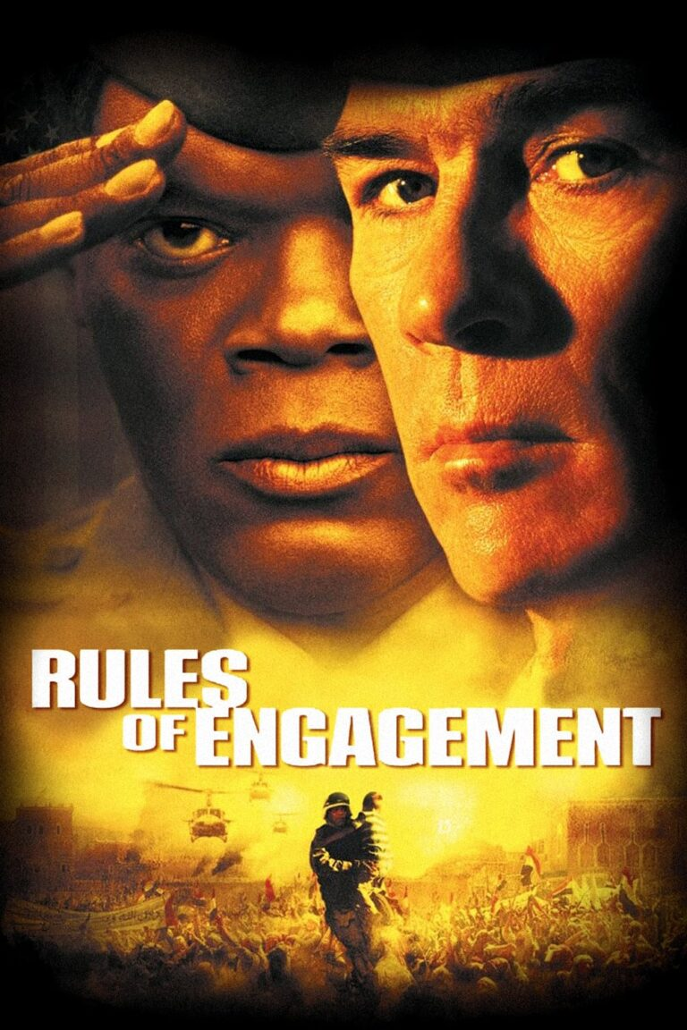 """Poster for the movie """"Rules of Engagement"""""""