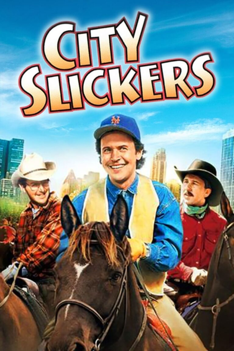 """Poster for the movie """"City Slickers"""""""