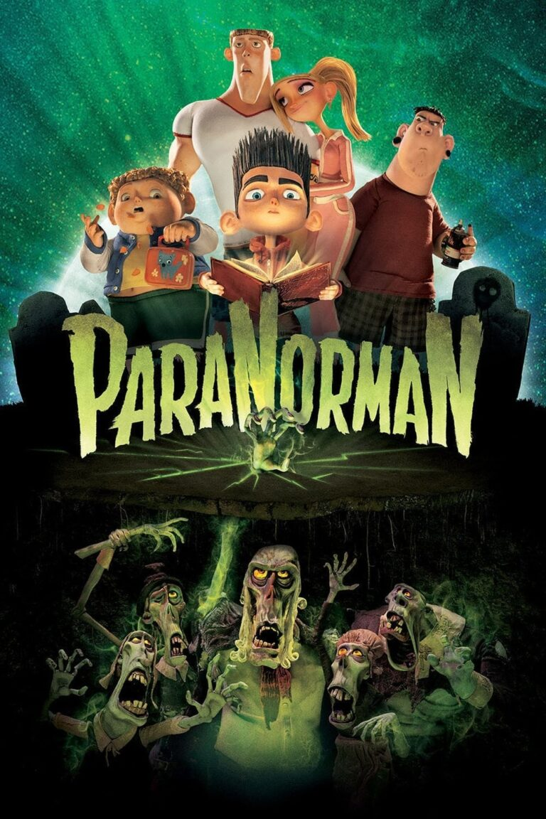 """Poster for the movie """"ParaNorman"""""""