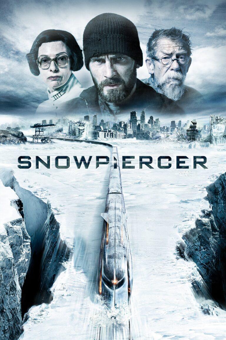 "Poster for the movie ""Snowpiercer"""